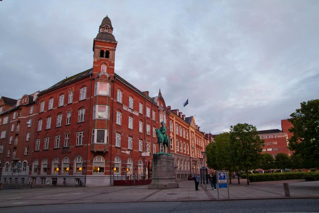 Best Price On Park Hotel Aalborg In Aalborg Reviews