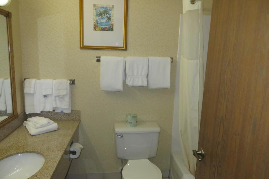 Book Now Quality Inn Port Clinton (Port Clinton, United States). Rooms Available for all budgets. A lakefront deck outdoor pool and shuttle to the ferry terminal are among the pluses at the Quality Inn Port Clinton. Wi-Fi access and free buffet breakfasts add to the appeal