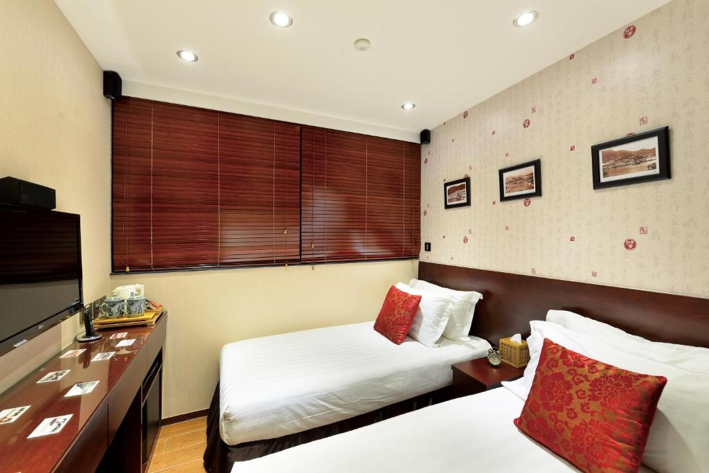 Superior Double or Twin Rooms The Shai Red Hotel - formerly Mingle in The Shai