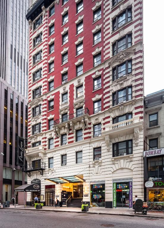 Book Now Radio City Apartments (New York City, United States). Rooms Available for all budgets. Room service in-room stoves and free Wi-Fi combine just steps from Rockefeller Center the subway and theaters at the non-smoking Radio City Apartments. Free Wi-Fi cable TV woo