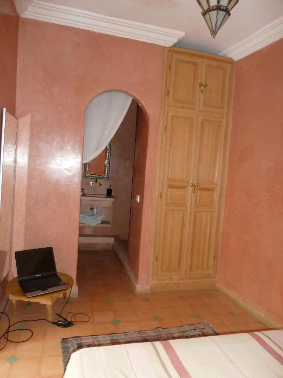 Rouge Marrakech Double Room Riad Nid De La Colombe