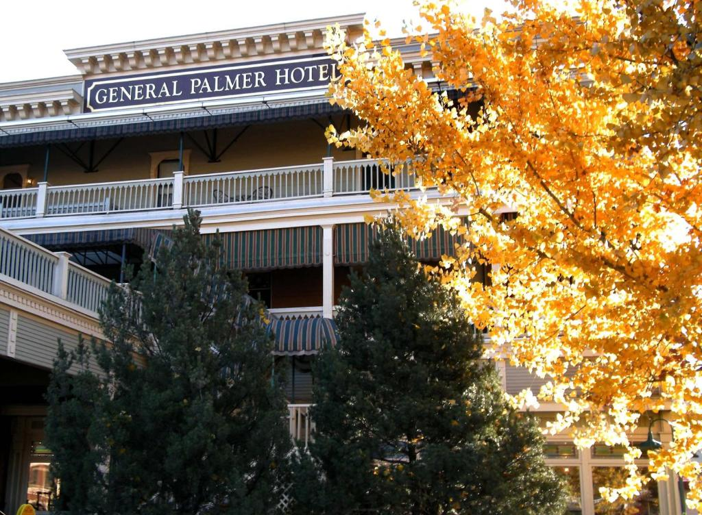 Book Now General Palmer Hotel (Durango, United States). Rooms Available for all budgets.