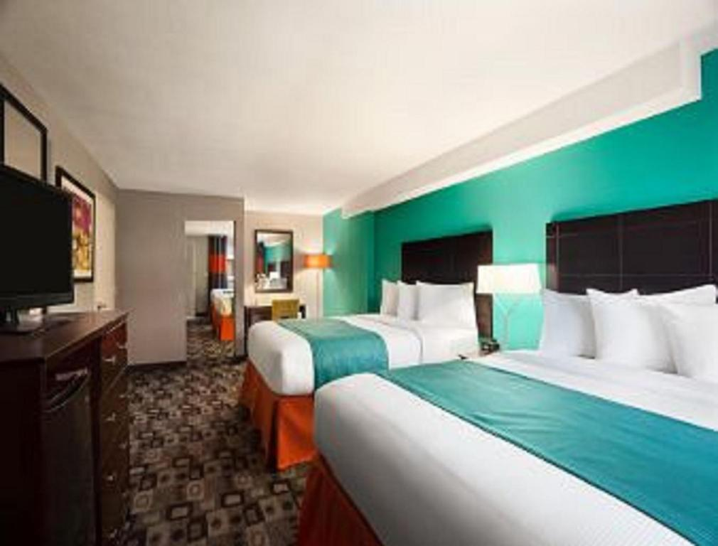 Book Now Tryp By Wyndham Atlantic City (Atlantic City, United States). Rooms Available for all budgets. With free Wi-Fi an on-site restaurant and a seasonal outdoor pool Tryp by Wyndham Atlantic City offers affordability and convenience just steps from area attractions. The four