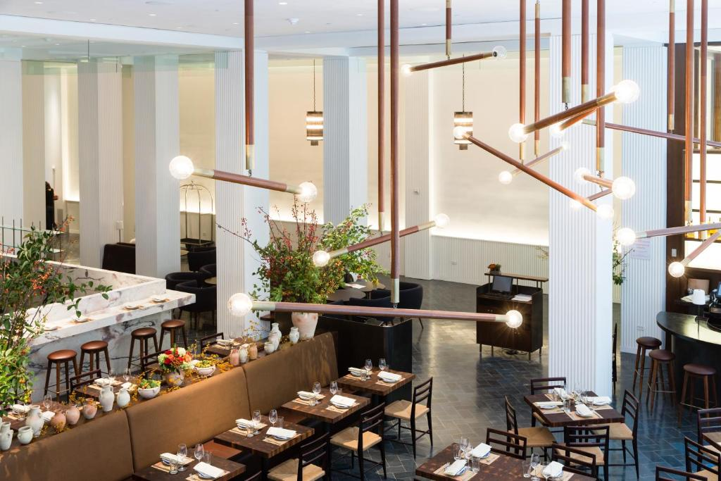 Book Now The Redbury New York (New York City, United States). Rooms Available for all budgets. Featuring Danny Meyer's MARTA restaurant The Redbury New York is located in the trendy NoMad neighbourhood in New York 280 metres from Madison Square Park. Free WiFi access is