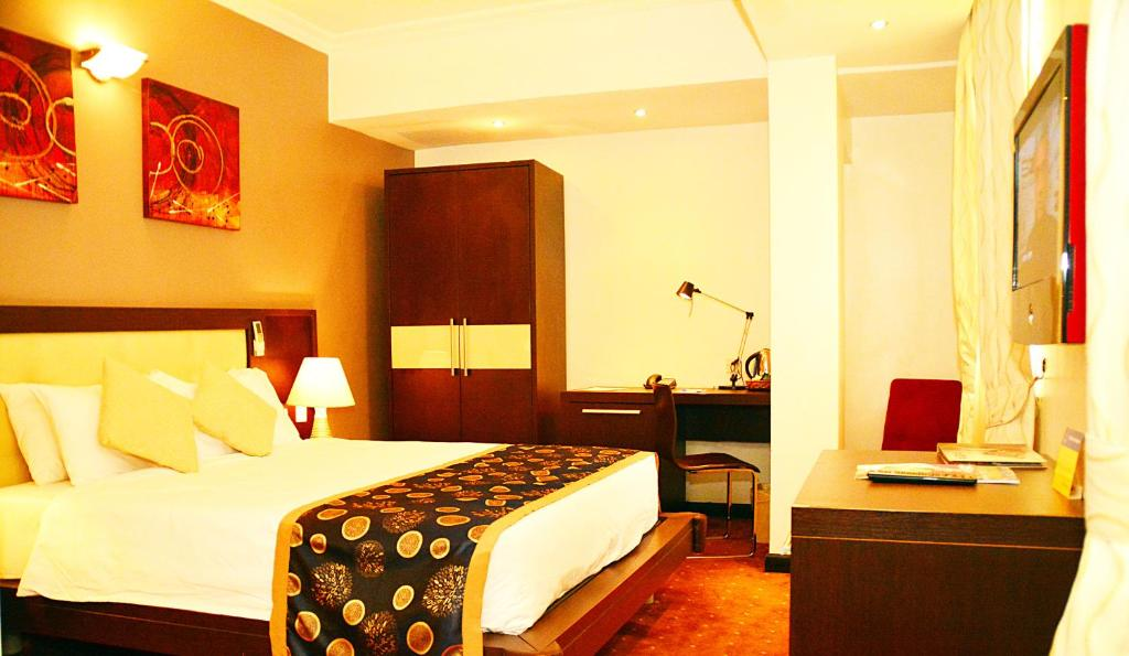 See all 6 photos Best Western Plus Lagos Ikeja Hotel