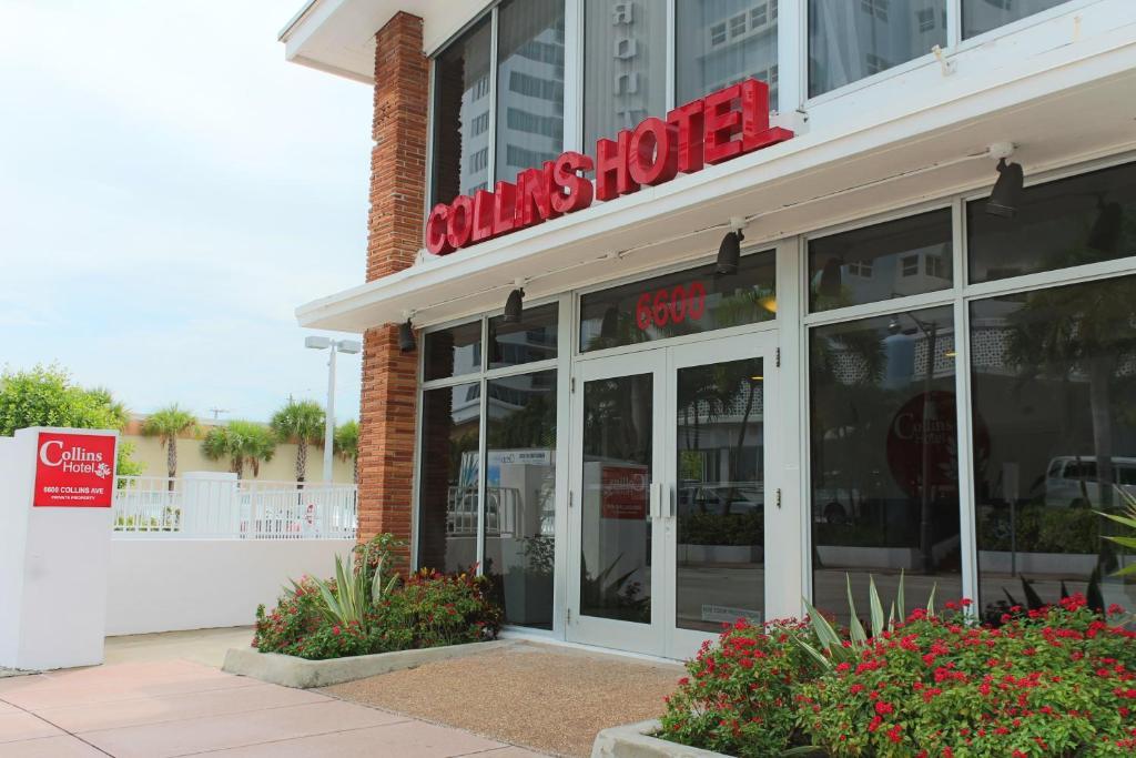 Collins Hotel Miami Fl 6600 33141