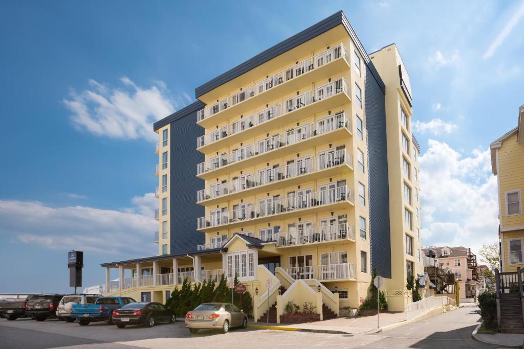 Howard Johnson Plaza Hotel Ocean City Oceanfront photo