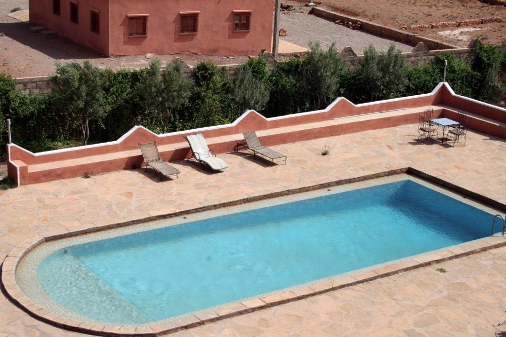 Swimming pool Kasbah Hotel Essalam