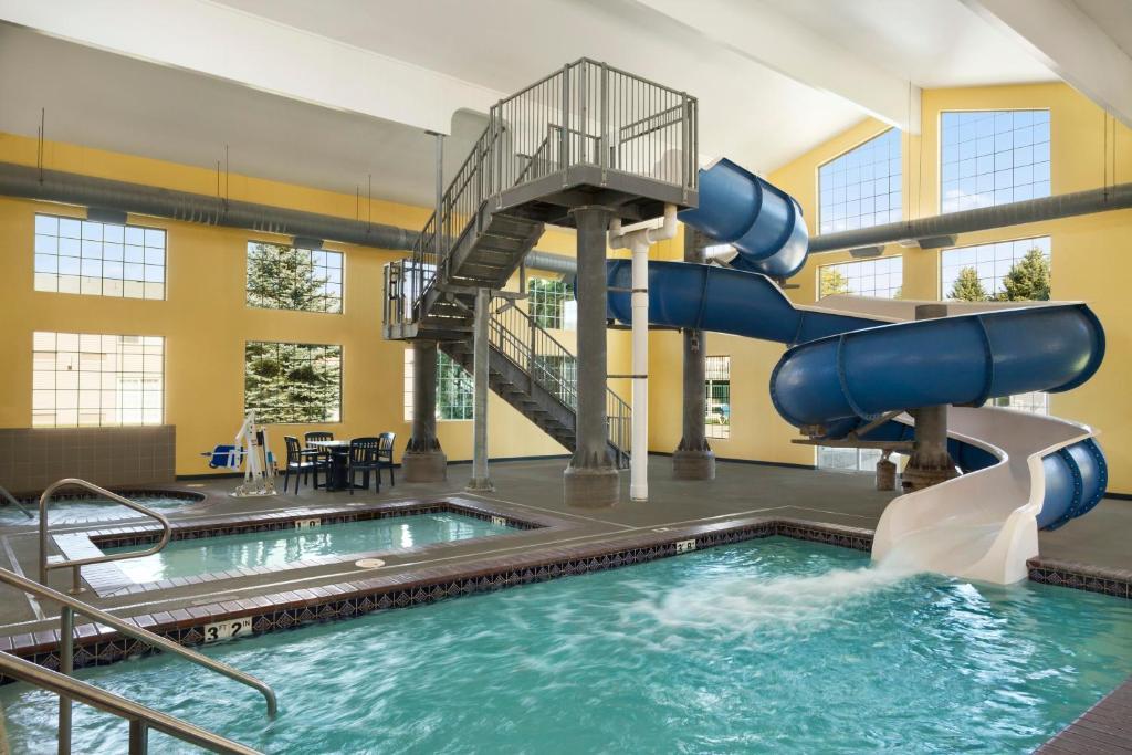 Hotel Ramada At Spokane Airport In Washington 12