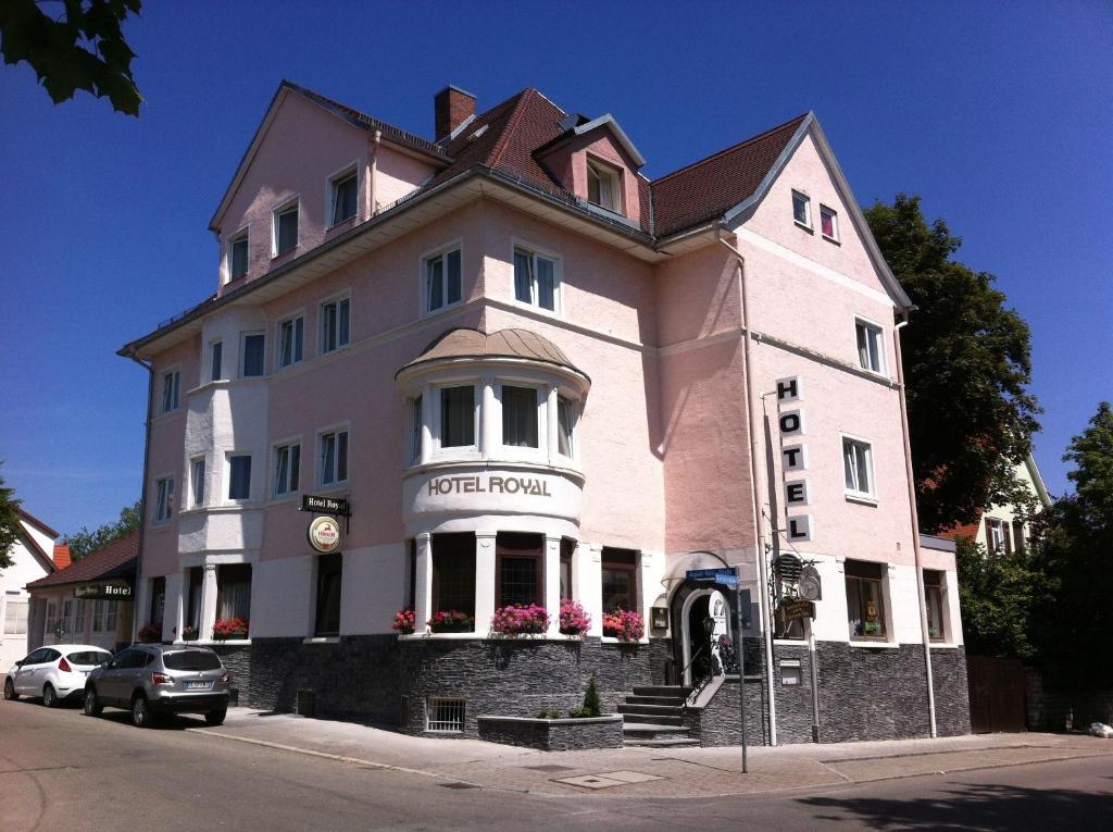 hotel royal schwenningen book your hotel with viamichelin. Black Bedroom Furniture Sets. Home Design Ideas