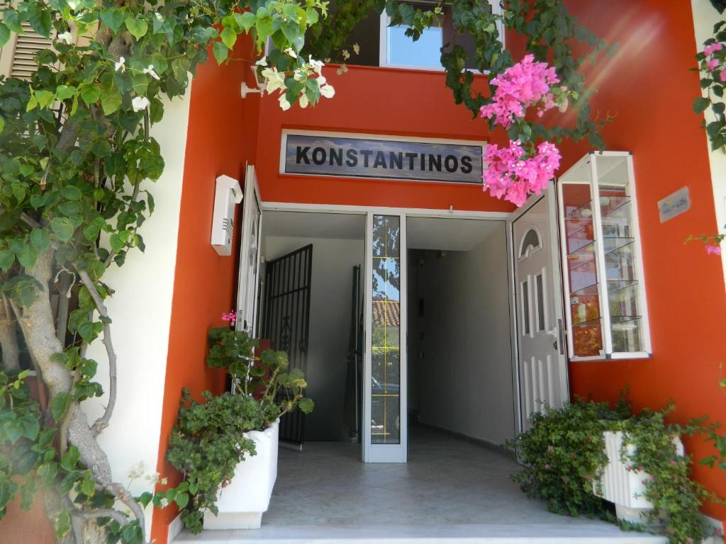 Konstantinos Apartments