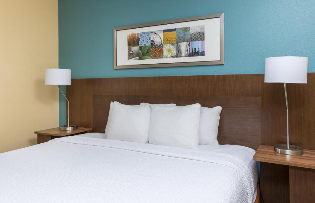 Quartos Fairfield Inn & Suites Lincoln