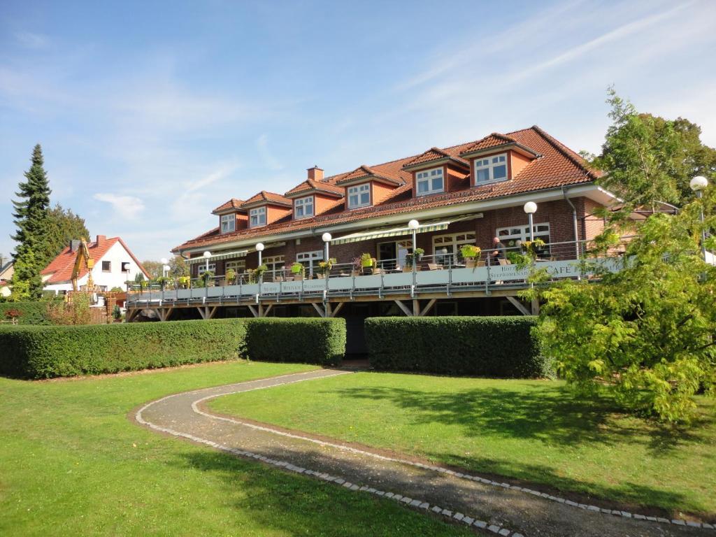 Hotel Seepromenade In Mirow