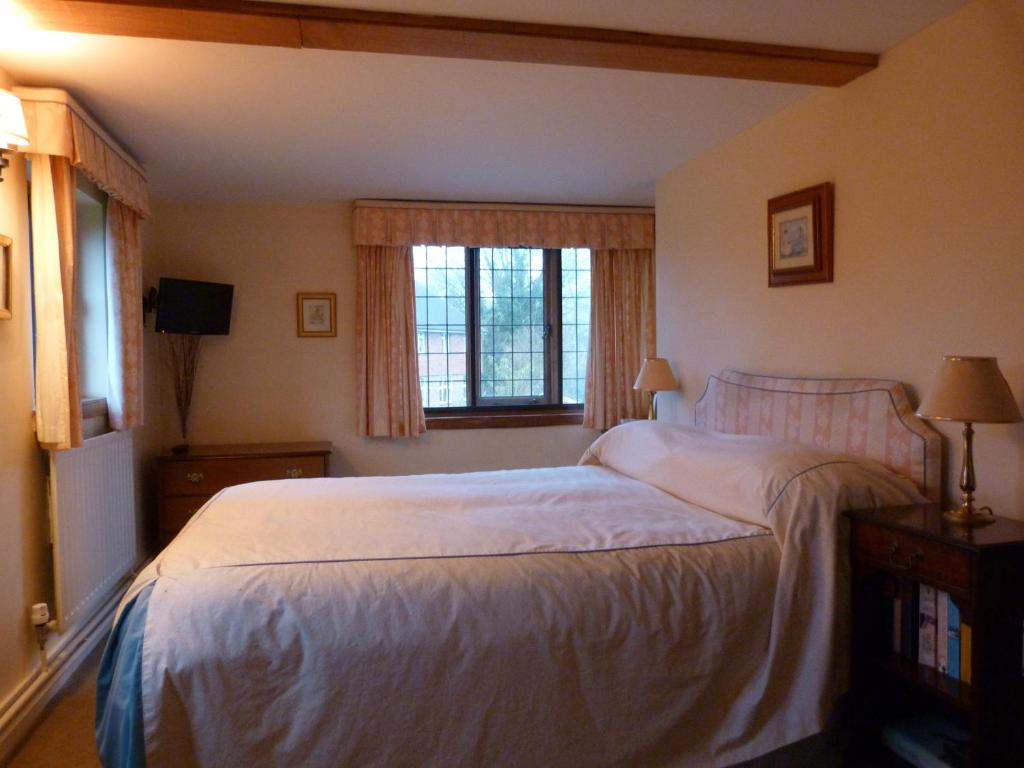Double Room with Private Bathroom - Monkwell - Habitación