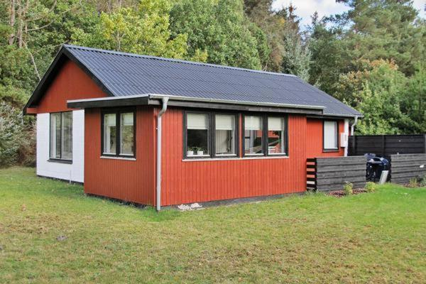 Three-Bedroom Holiday home in Hals 46