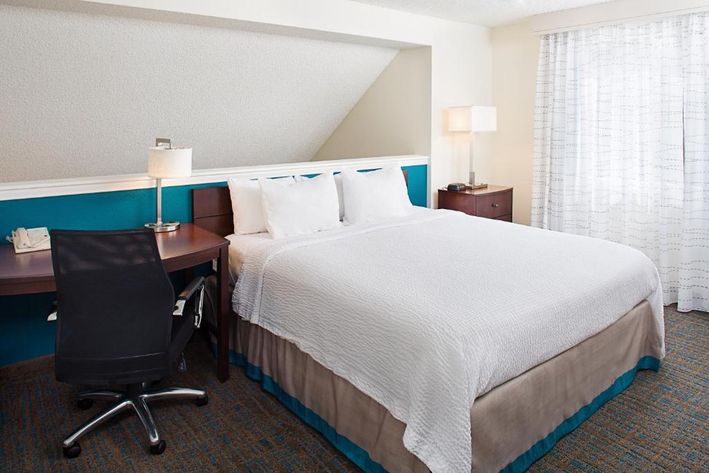 Quartos Residence Inn Seattle South/Tukwila