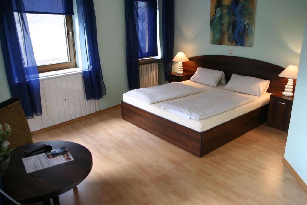 Hotel Handelshof & Ricks Restaurant, 54290 Trier