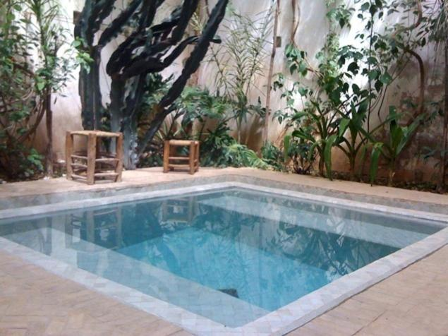 Swimming pool Dar Zahia