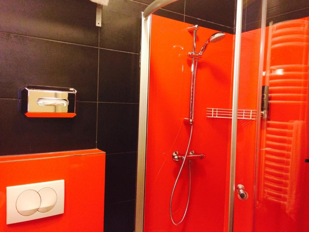 Shower Hotel Atlantis Amsterdam