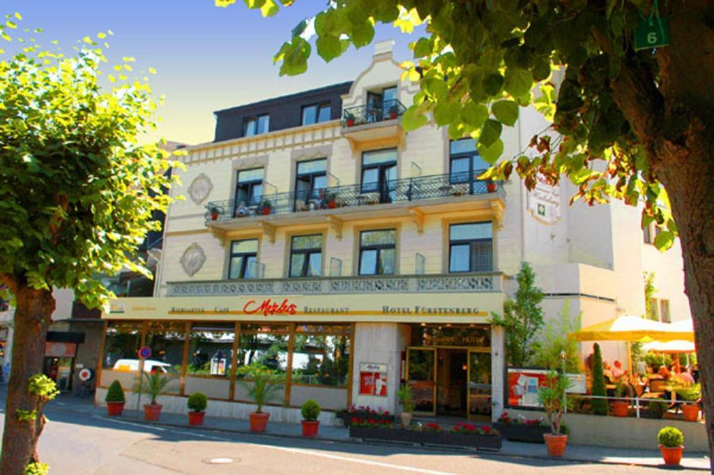 Hotel F 252 Rstenberg Bad Neuenahr Ahrweiler Boek Een