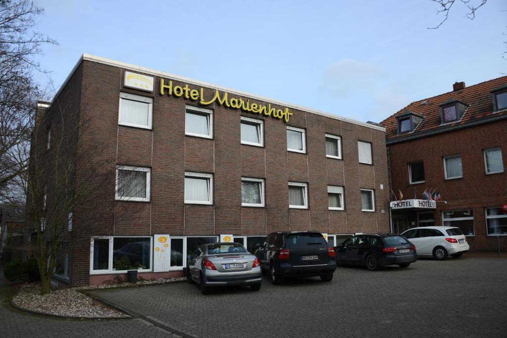 Hotel Garni Marienhof, 41468 Neuss-Gnadental