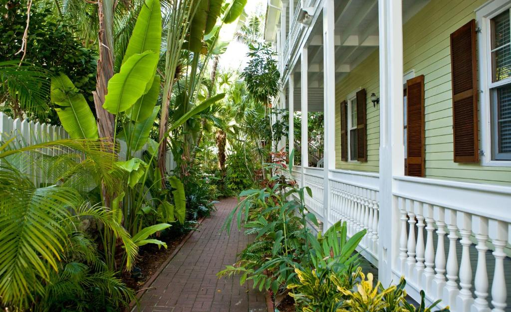 island city house hotel key west fl 411 william 33040 - Garden House Key West