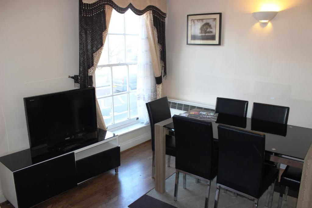 Appartement mit 1 Schlafzimmer - Ausstattung Rez Accommodation - Stepney Green