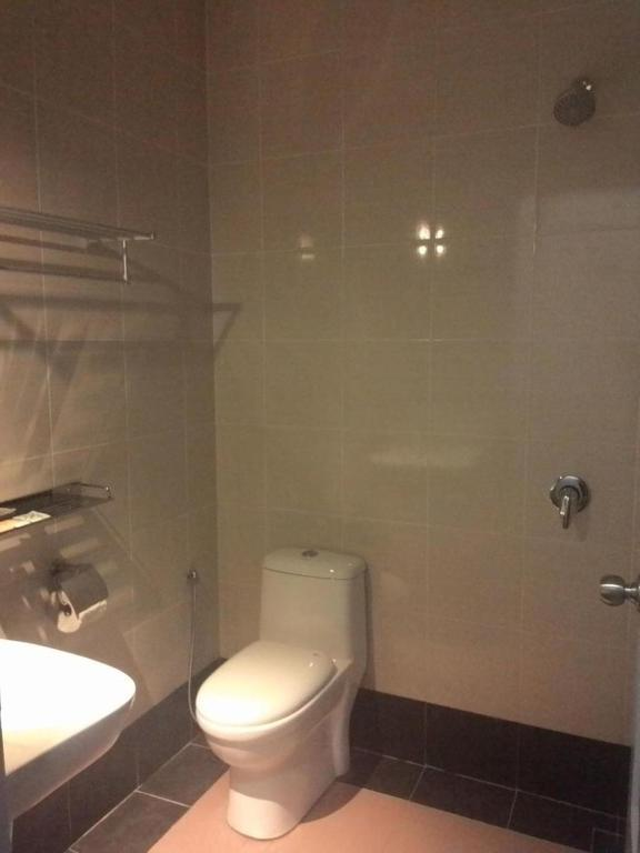 Bathroom 101 Hotel