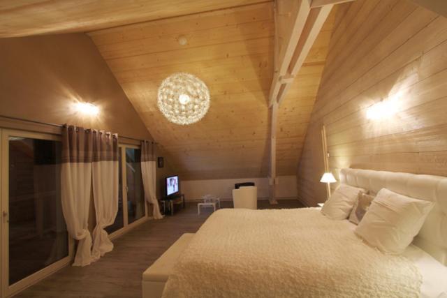 Chambres d'hôtes Couleurs Bois & Spa in Xonrupt Longemer   Room
