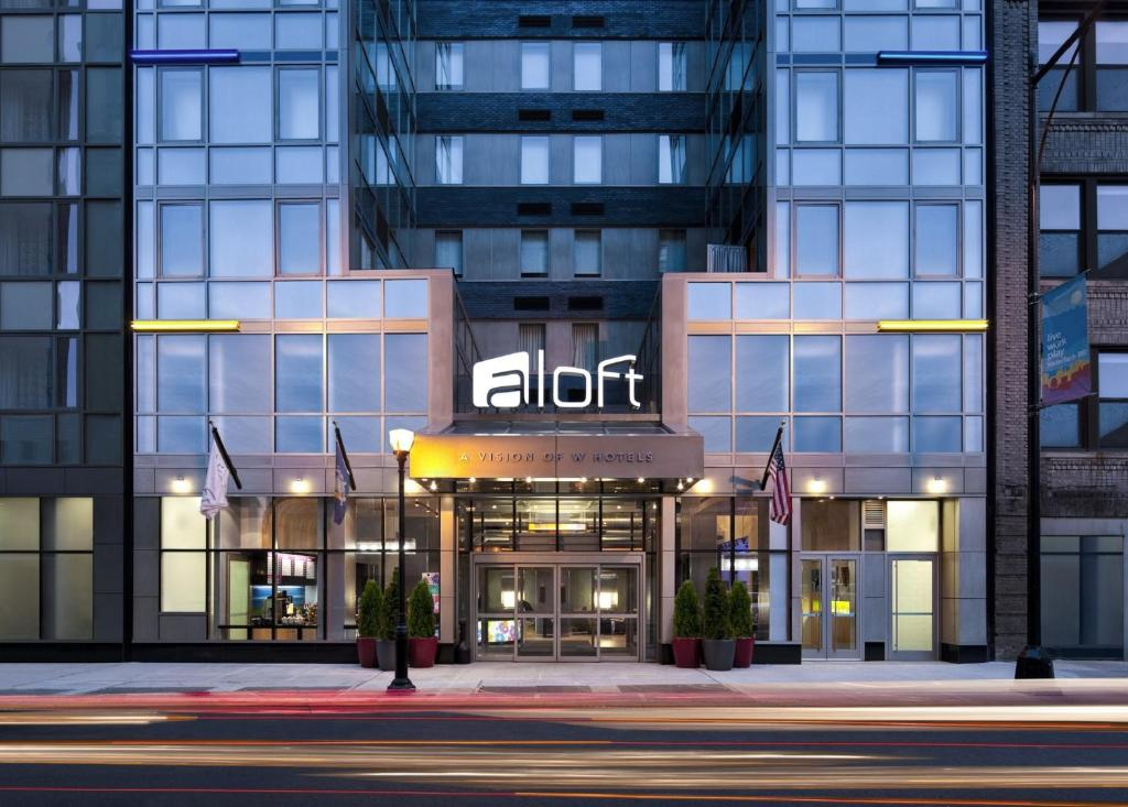 Aloft Brooklyn photo