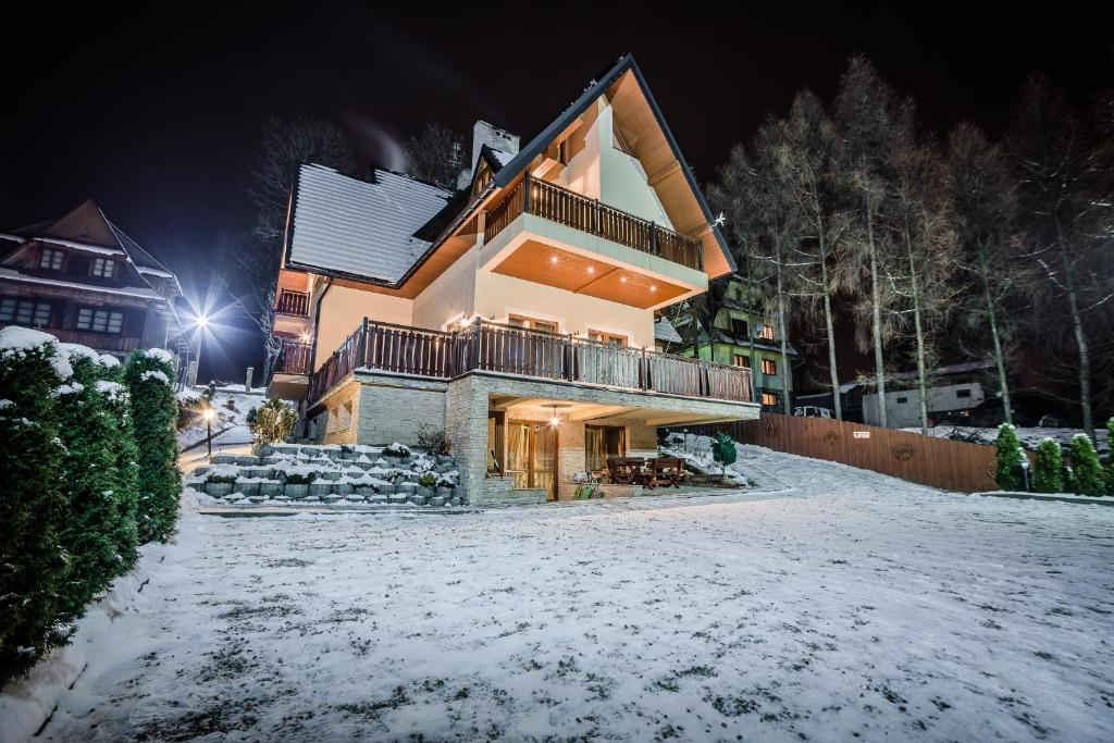 Best Price On Willa Azja Spa Wellness In Zakopane Reviews