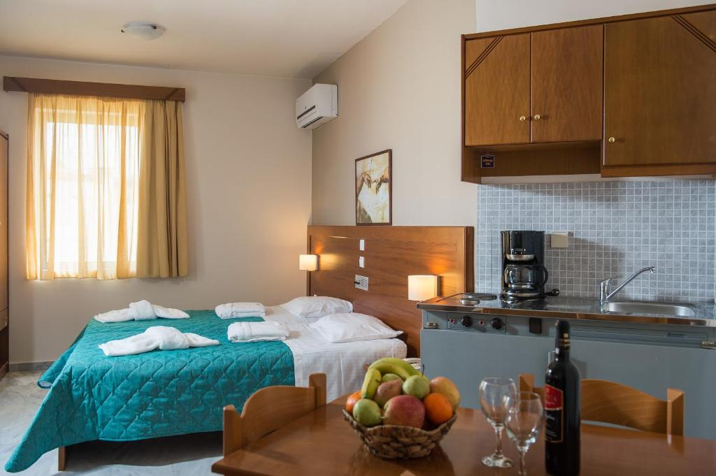 Studio (2-3 Adults) Rania Hotel Apartments
