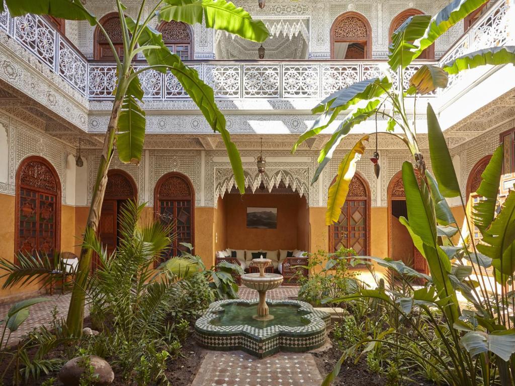 Riad Jardin Secret In Marrakech Room Deals Photos Reviews