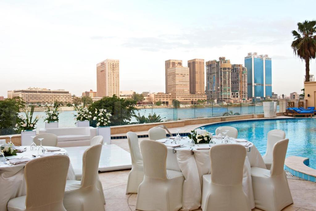 Hilton cairo zamalek residences cairo 21 mohamed mazher for Terrace hilton zamalek