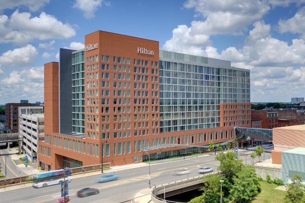Hilton Columbus Downtown photo