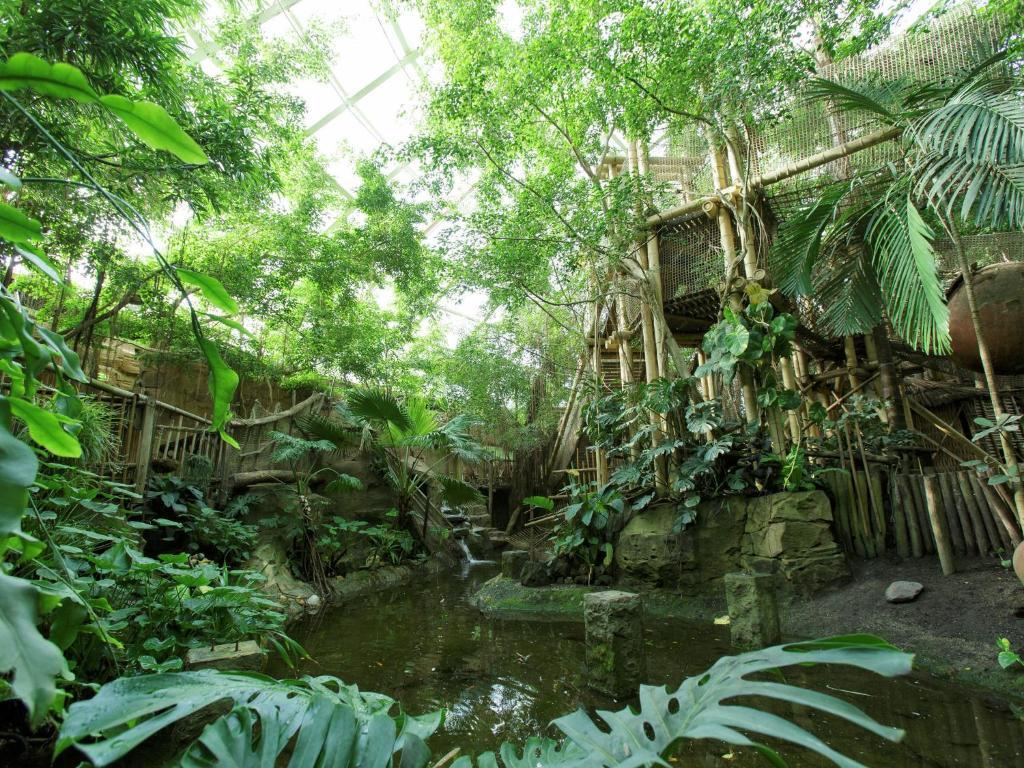 Best Price On Holiday Home Center Parcs Het Heijderbos 3 In Gennep