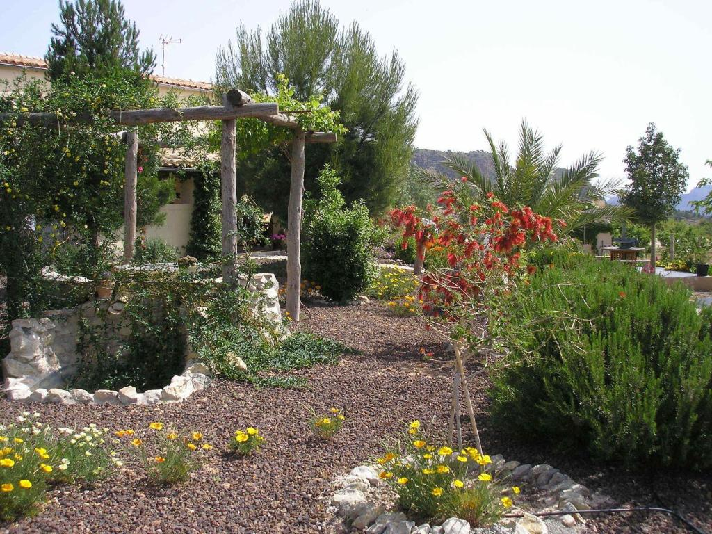 Two-Bedroom Holiday Home Holiday Home Tranquility Cuatro Abaran - Campo De Ricote