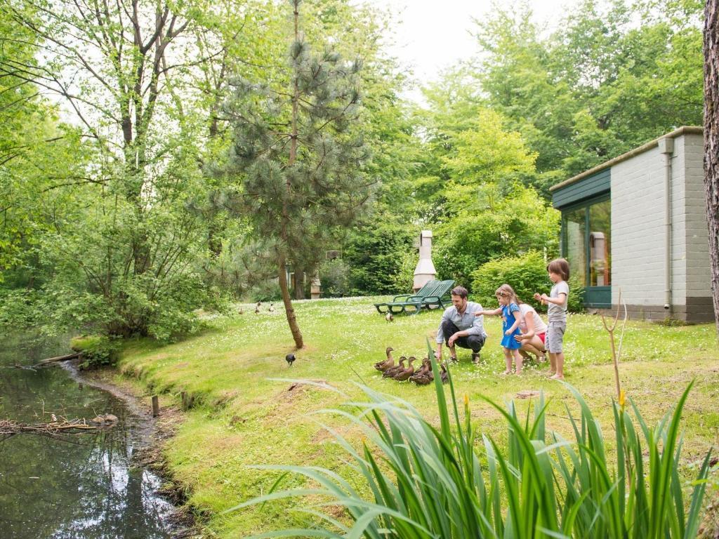 Best Price On Holiday Home Center Parcs Het Heijderbos 7 In Gennep