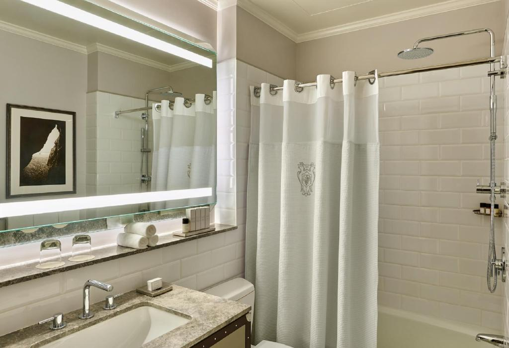 Bathroom Palace Hotel, a Luxury Collection Hotel, San Francisco