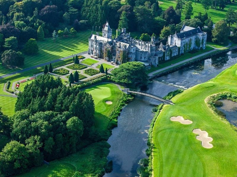 Adare Castle Ireland Map.Adare Manor Hotel Golf Resort In Ireland Room Deals Photos