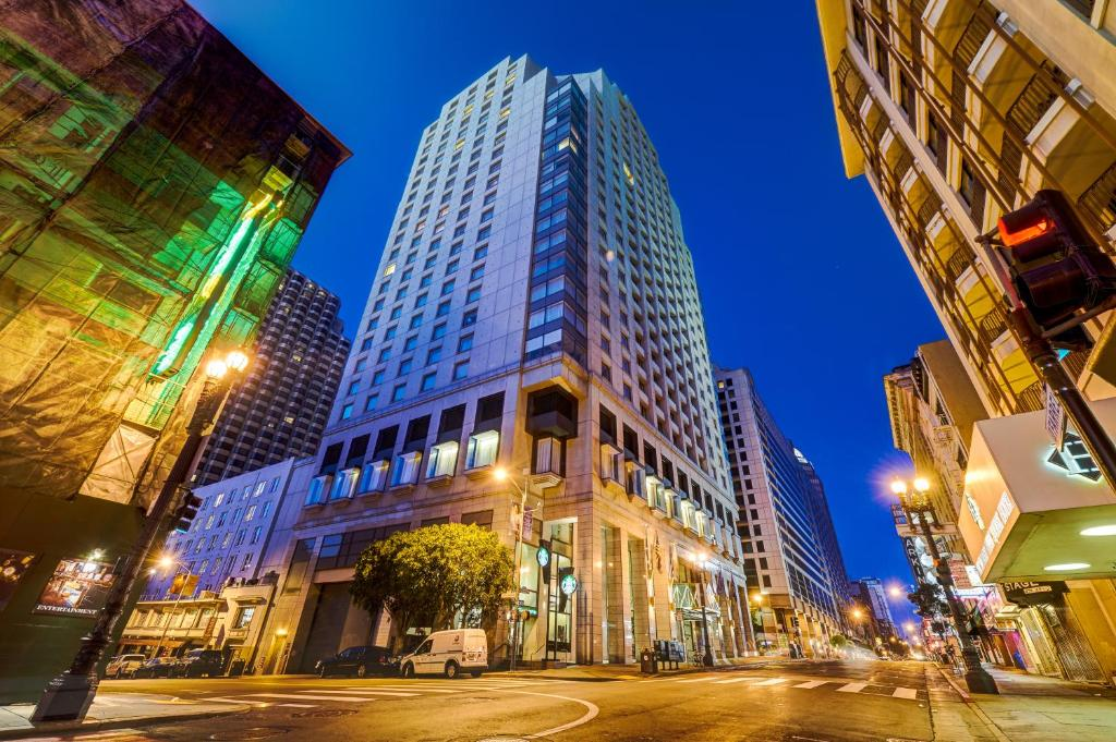 Book Now Hotel Nikko San Francisco (San Francisco, United States). Rooms Available for all budgets. Just 5 minutes' walk from vibrant Union Square the recently restored Hotel Nikko San Francisco offers a modern Asian-inspired aesthetic and features an indoor pool with a glas