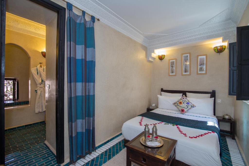 Junior Suite - Guestroom Riad Samsli