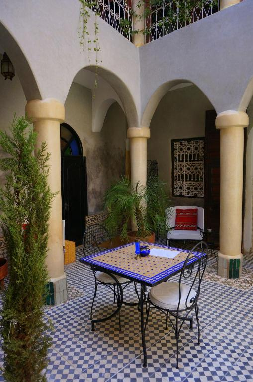 Amber Double Room Riad Merstane