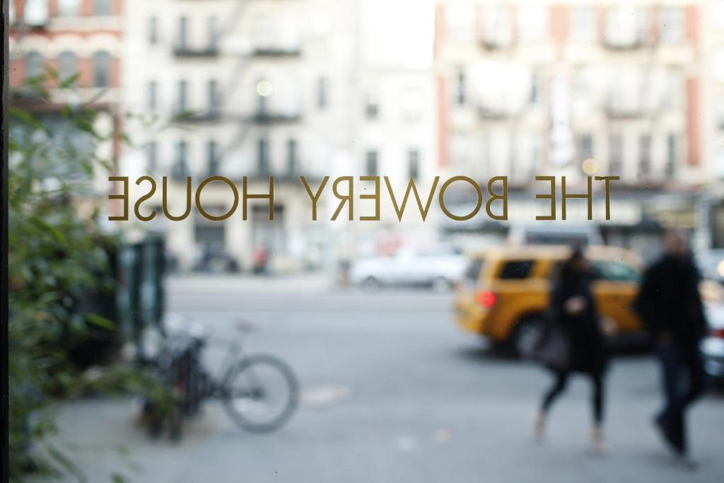 Book Now The Bowery House (New York City, United States). Rooms Available for all budgets. Featuring a rooftop garden with Italian furniture this stylish SoHo hostel with shared bathrooms is a 2-minute walk from the Bowery subway station. Free Wi-Fi and a private li