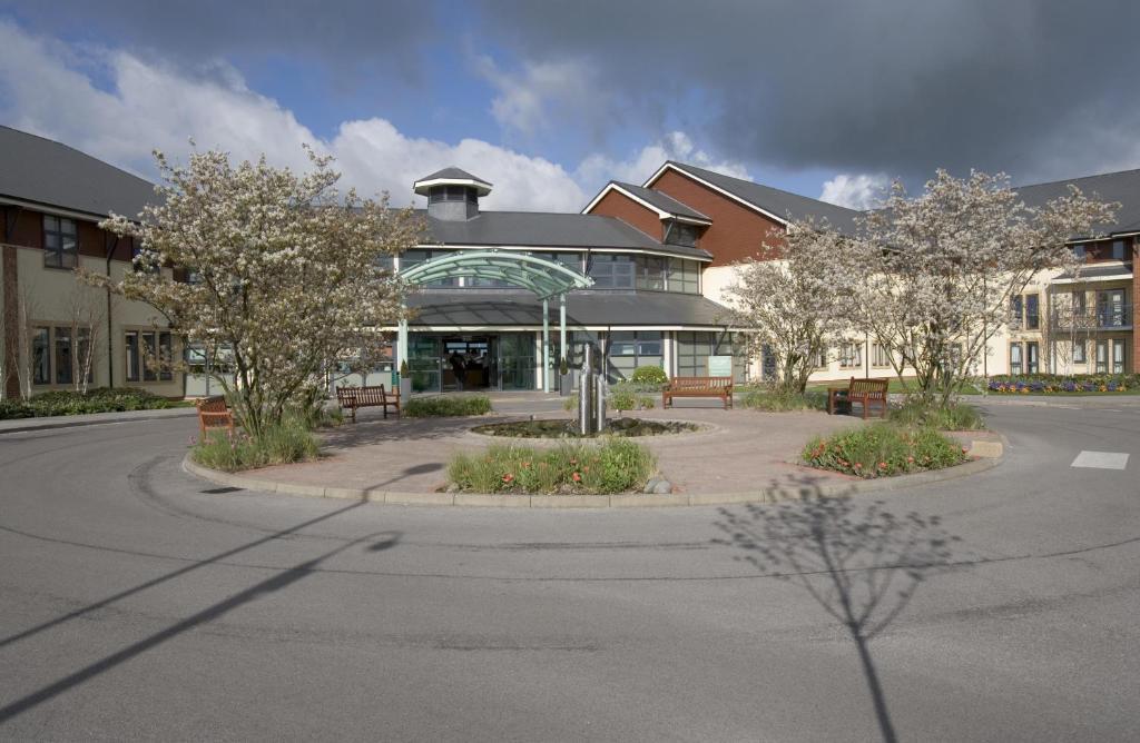 Wychwood Park Hotel Weston Crewe Cw Gp
