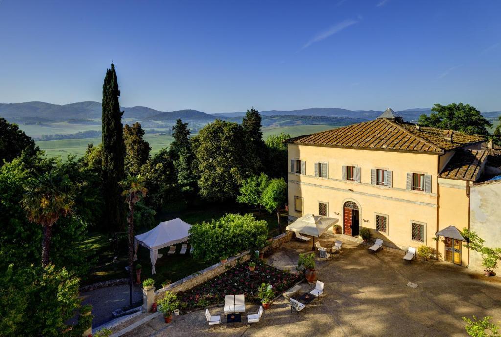 Hotel Villa Sabolini Toscana