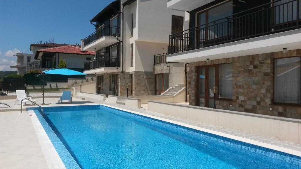Apartments in Villas Apolon