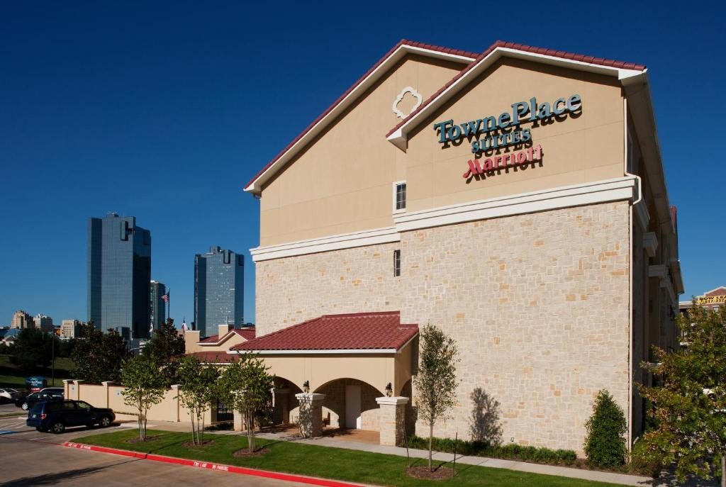 Towneplace Suites Fort Worth Downtown photo