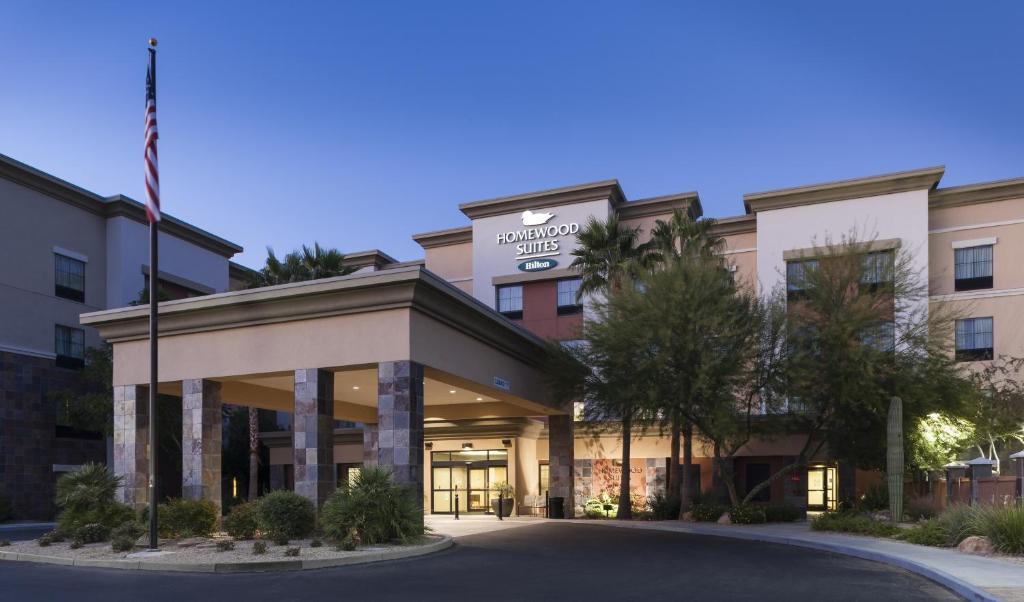 Homewood Suites By Hilton Phoenix North-happy Valley photo
