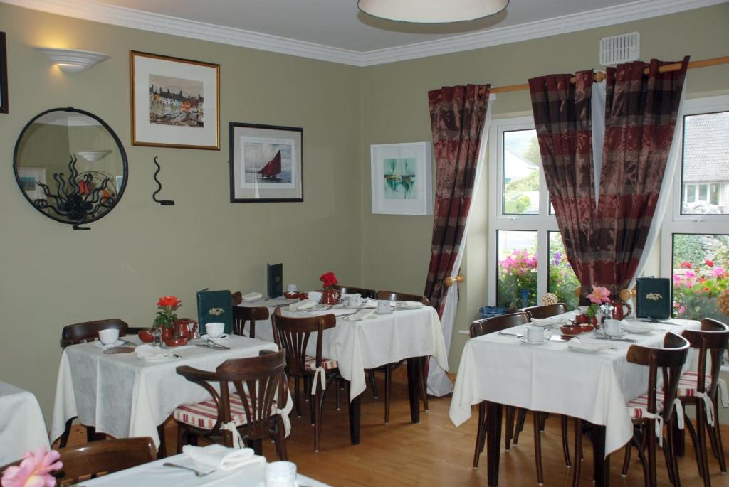 Double Room - Restaurant Ballyvaughan Lodge Guesthouse